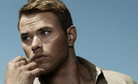 Which hairstyle do you like best on Kellan Lutz?