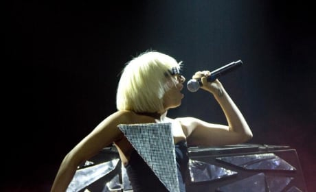Lady GaGa in Concert