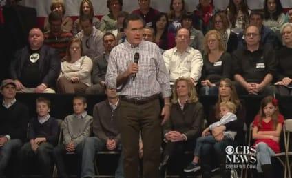 Mitt Romney Takes Heat For Pink Slip Comment