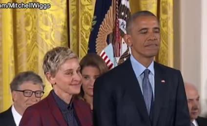 Ellen DeGeneres Receives Greatest Honor Possible: WATCH!