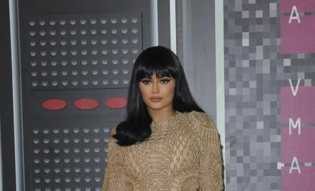 Kylie Jenner at the VMAs