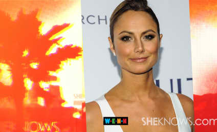 Stacy Keibler: Pregnant and Elated!