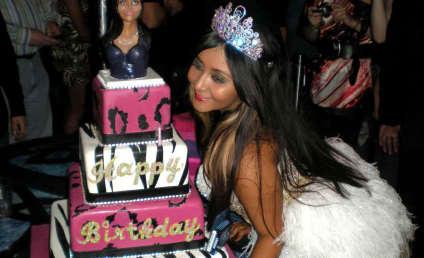 Princess Snooki Celebrates Birthday in Style