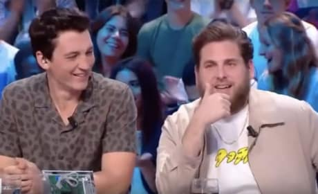 Jonah Hill: Unamused by French TV Host, Jokes About His Appearance