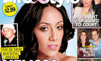 Tabloid: Melissa Gorga Cheated on Husband!!!