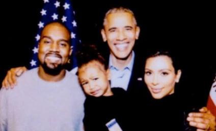 Kim Kardashian to Barack Obama: I Miss You Already!