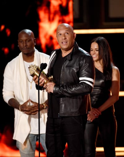 Vin Diesel Speaks For Fast Furious Franchise Pays Tribute To Paul