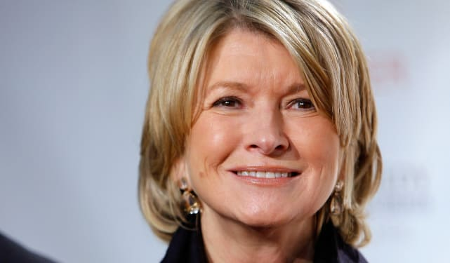Martha stewart s lost reputation