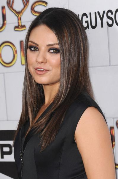 Mila Kunis for Spike TV