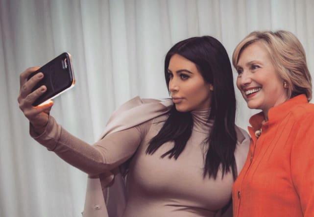 Kim Kardashian Again