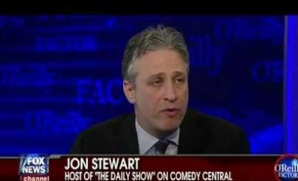 Jon Stewart vs. Bill O'Reilly: Round Two!