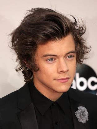 Harry Styles at American Music Awards