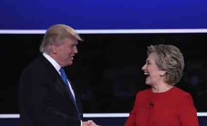 Hillary Clinton vs. Donald Trump: Celebrities Choose Debate Sides!