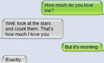 21 Text Flirting Attempts That Were Straight Up Rejected