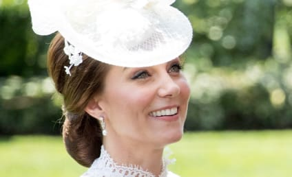 Kate Middleton Gives Us Major Royal Wedding Flashbacks