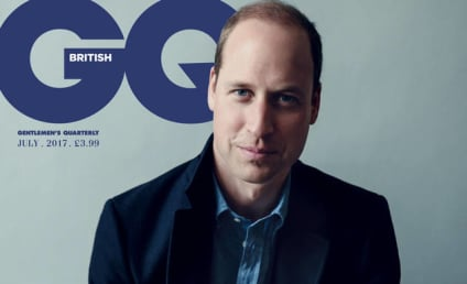 Prince William Gives Rare Interview, Opens Up About Mother's Death
