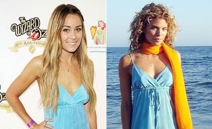 Celebrity Fashion Face-Off: Lauren Conrad vs. AnnaLynne McCord