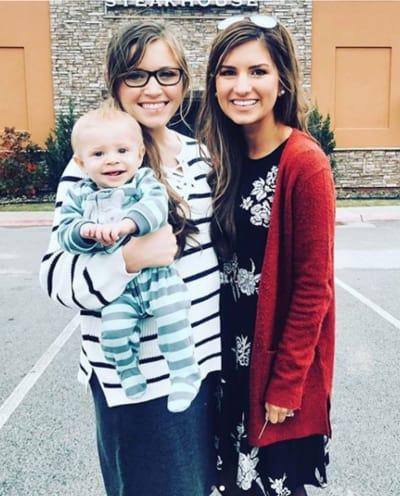 Joy-Anna Duggar: Expecting Baby #2