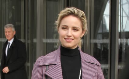 Nicholas Hoult and Dianna Agron: Dating?!