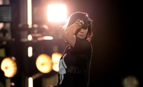 Demi Lovato Concert Picture