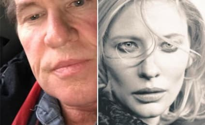 Val Kilmer Obsesses Over Cate Blanchett, Frightens the Internet