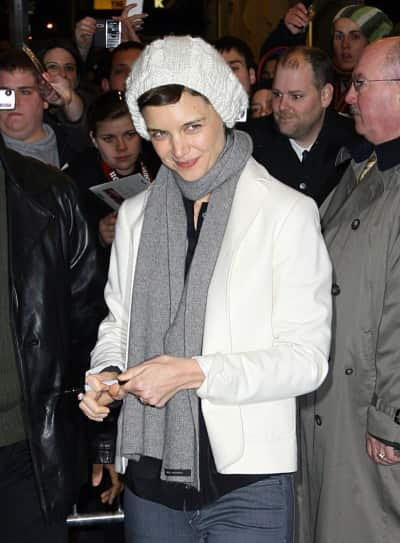 Bad Katie Holmes Style