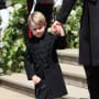 Prince George on a Wedding Day