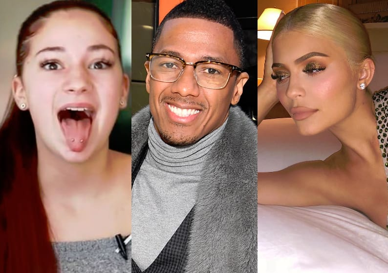 Image result for nick cannon kylie jenner