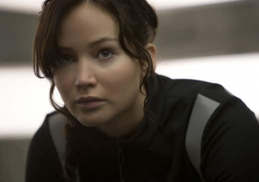 Catching Fire Close Up