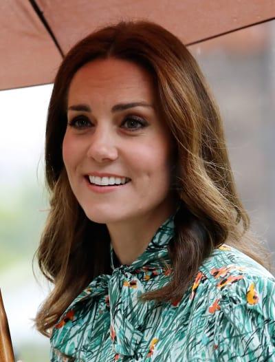 Kate Smiling