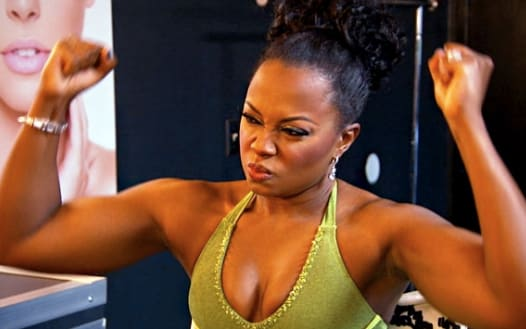 Phaedra's Workout