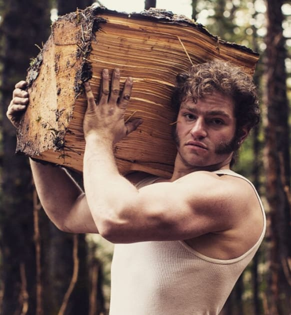 Alaskan Bush People Gabe Brown