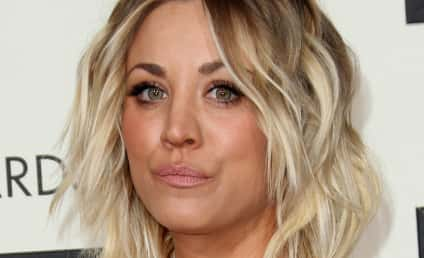 Kaley Cuoco and Sam Hunt: Hooking Up?