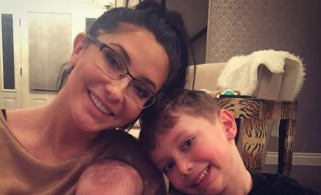 Bristol Palin and Children