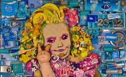 Honey Boo Boo Made of Trash: An Actual Piece of Art