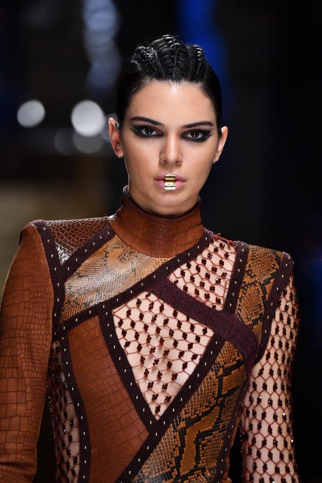 Kendall in Paris