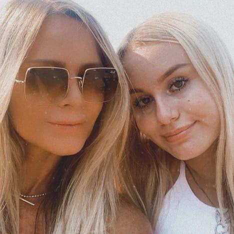 Tamra Judge y Sophia Barney