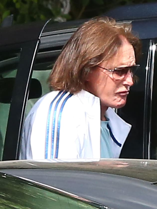 Bruce Jenner, Long Hair