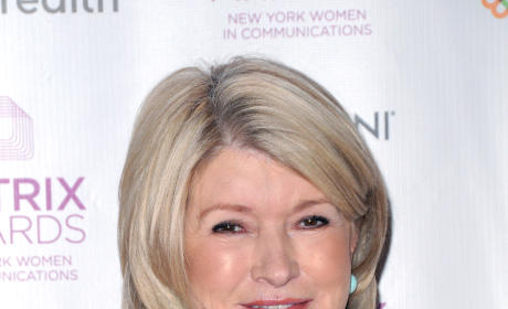 Martha Stewart Matrix Awards