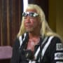 Duane chapman with beths box of ashes