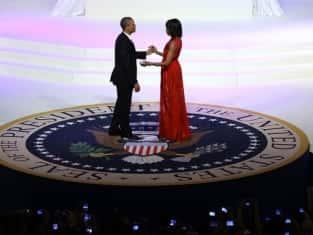 Obama Inaugural Ball