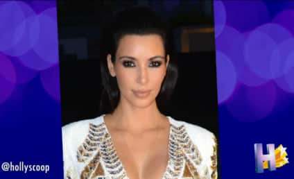 Chrissy Teigen Wedding: Where Was Kim Kardashian?!?
