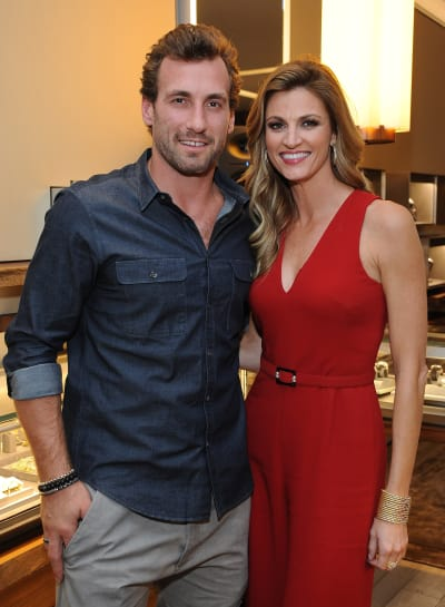 Erin Andrews, Jarret Stoll Picture