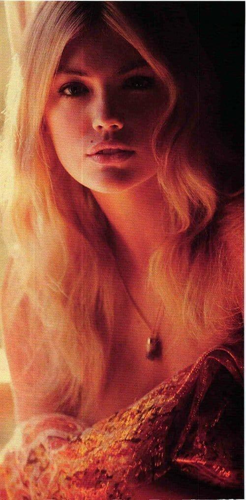 Kate Upton's Hair