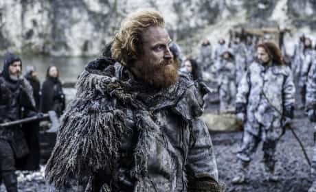 Tormund Giantsbane: Ginger Wildling