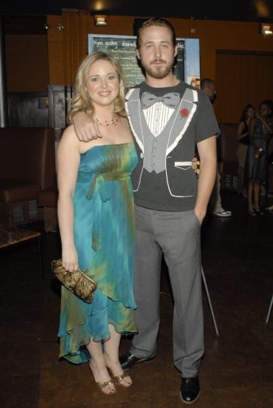 Mandi and ryan gosling