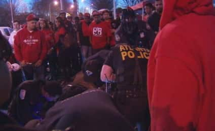 Falcons Fan Stabbed in Neck Following Team's Crushing Defeat