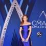 Brittany Snow at CMAs