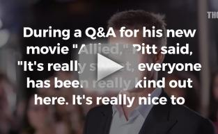Brad Pitt: Not a Child Abuser!