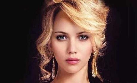 Jennifer Lawrence-Scarlett Johannson Mash-Up